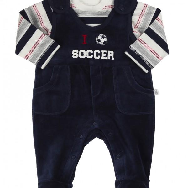 Kanz Nicky-Strampler Soccer Boy