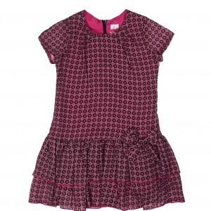 Königsmühle Kleid für Mädchen pink