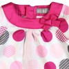 Boboli Kleid mit Hose in pink