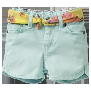 Cakewalk Shorts Della in türkis