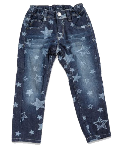 Blue Seven Jeans mit Sterne