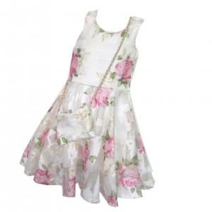 Blumenmädchenkleid Festkleider/Festkleidung