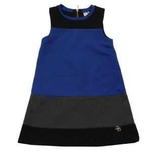 Vinrose Kleid / Tunika FLORENCE blau