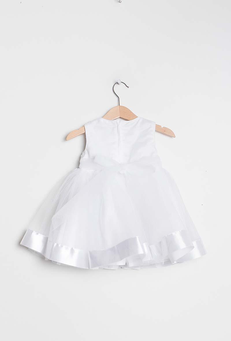 Taufkleid Festkleid Blumenmädchen Baby Kleid / Lunakids ...