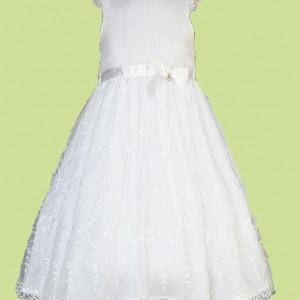Taufkleid Blumenmädchenkleid Hochzeit Taufe