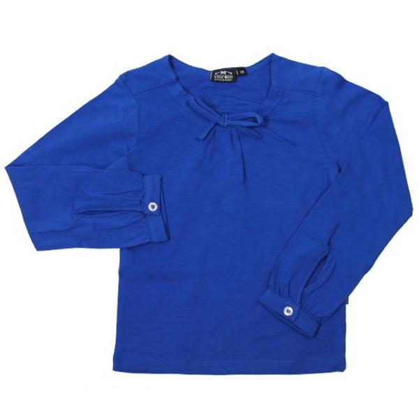 Langarmshirt SurftheWeb blau